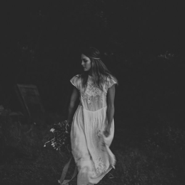 Foraging bride editorial